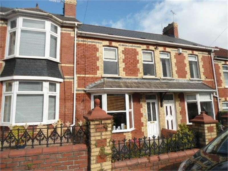 3 Bedrooms Detached House for sale in 10 Lowlands Road, Pontnewydd, CWMBRAN, Torfaen