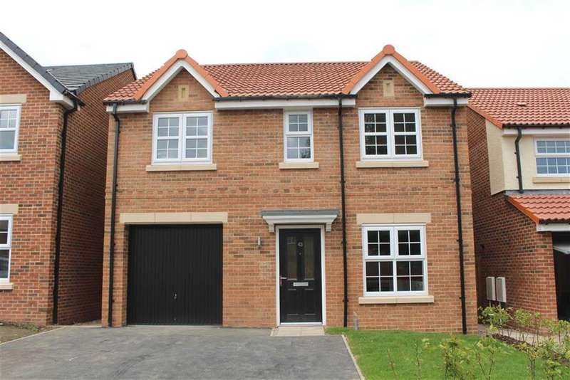 4 Bedrooms Detached House for rent in Grangefields, Startforth, County Durham