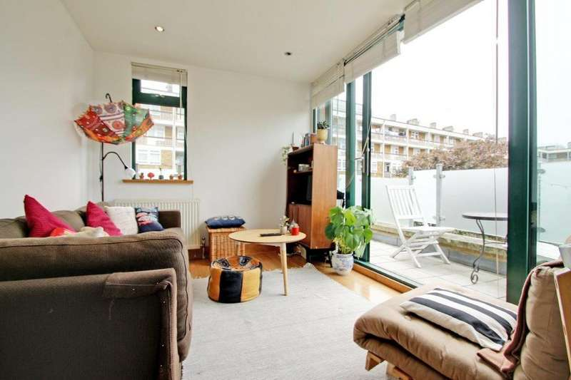 2 Bedrooms Apartment Flat for sale in Buckhurst Street, Bethnal Green, E1