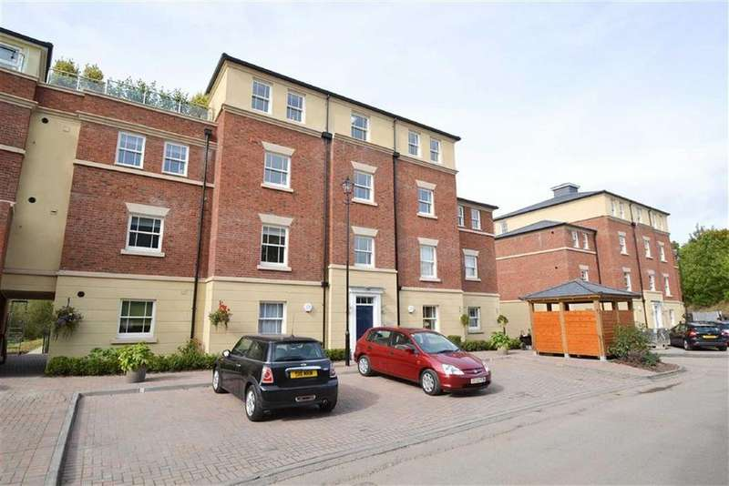 2 Bedrooms Apartment Flat for rent in The Old Meadow, Shrewsbury