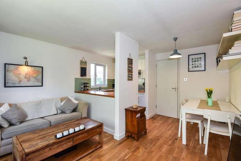 1 Bedroom Flat for sale in Henley Drive Bermondsey SE1