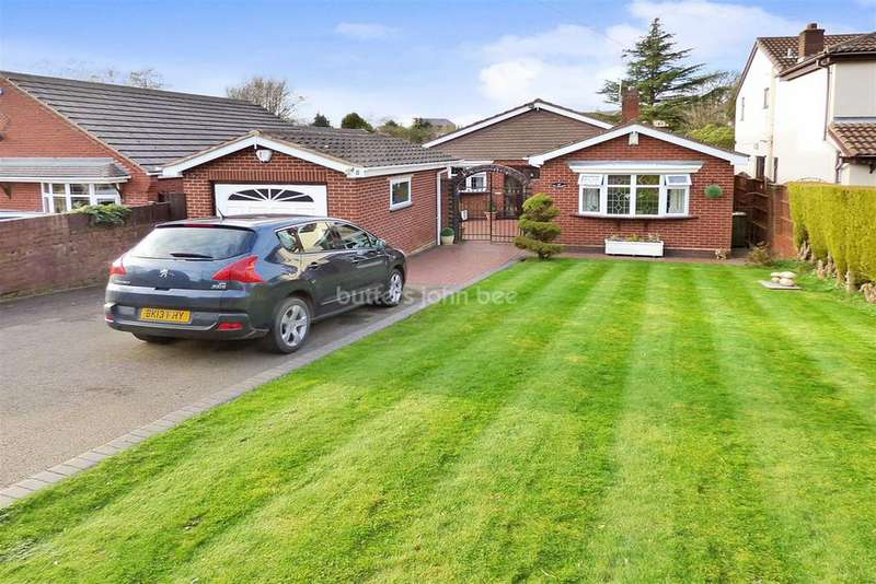 3 Bedrooms Bungalow for sale in Newlands Lane, Heath Hayes, Cannock