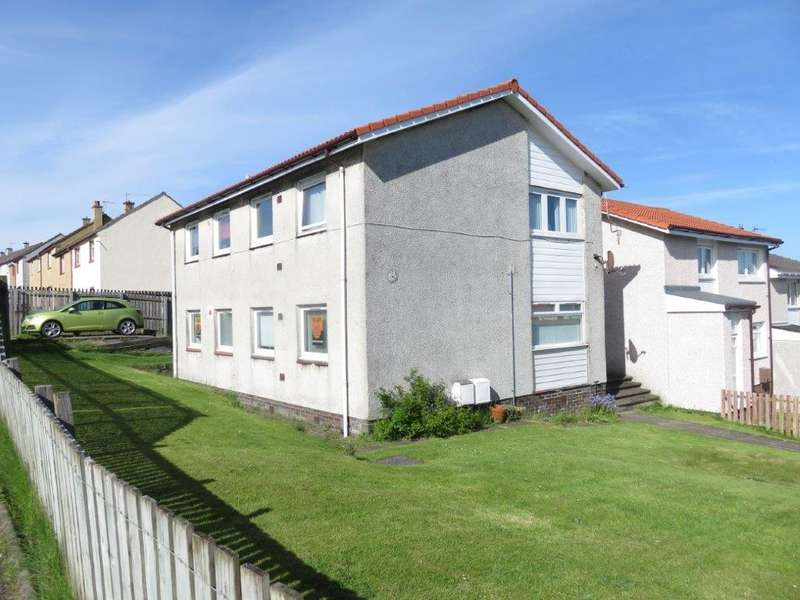 2 Bedrooms Ground Flat for rent in Lawson Drive, Ardrossan KA22