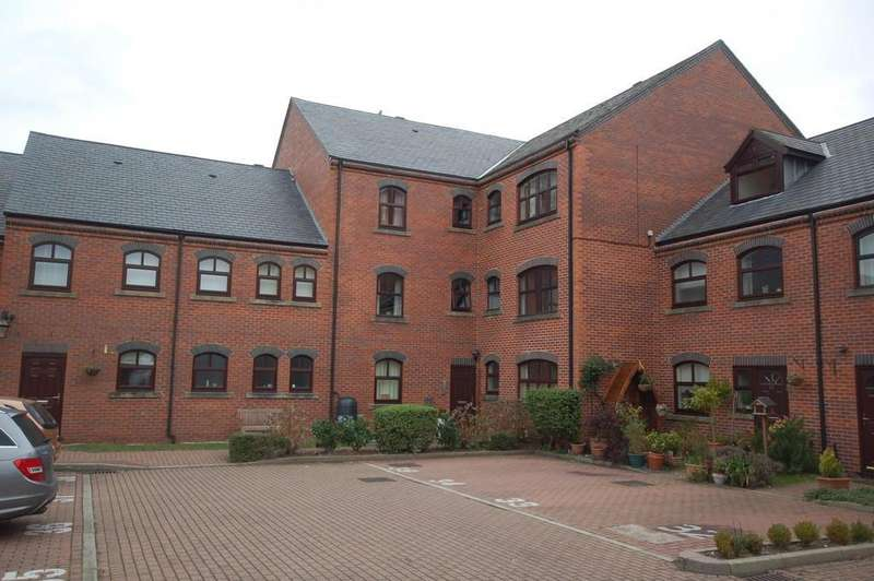 2 Bedrooms Ground Flat for rent in Telford Quay, Ellesmere Port