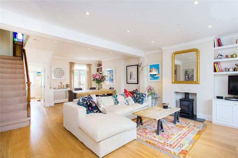 2 Bedrooms Maisonette Flat for sale in Mountgrove Road, Highbury, N5