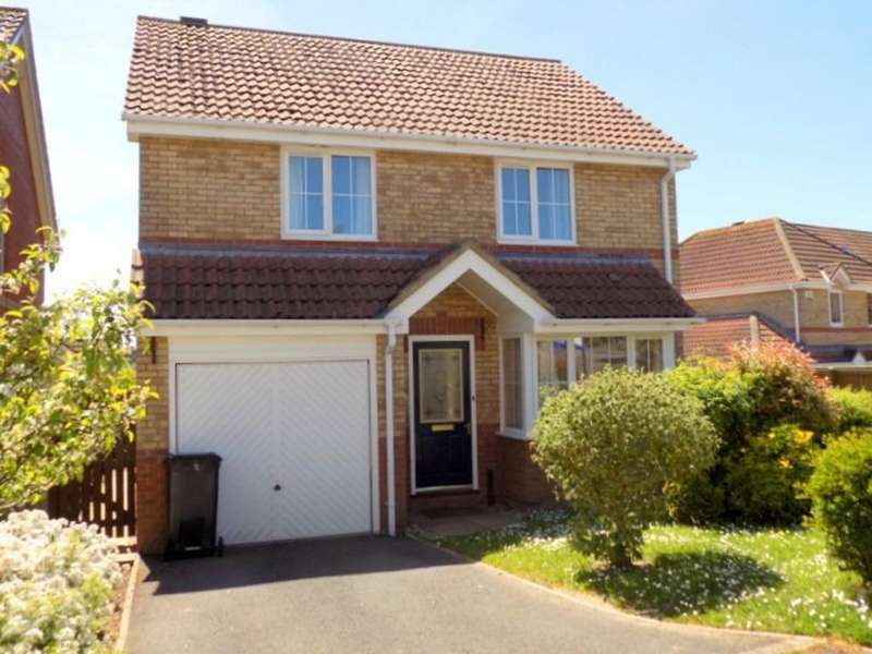 3 Bedrooms Detached House for sale in Cheriswood Avenue, Exmouth