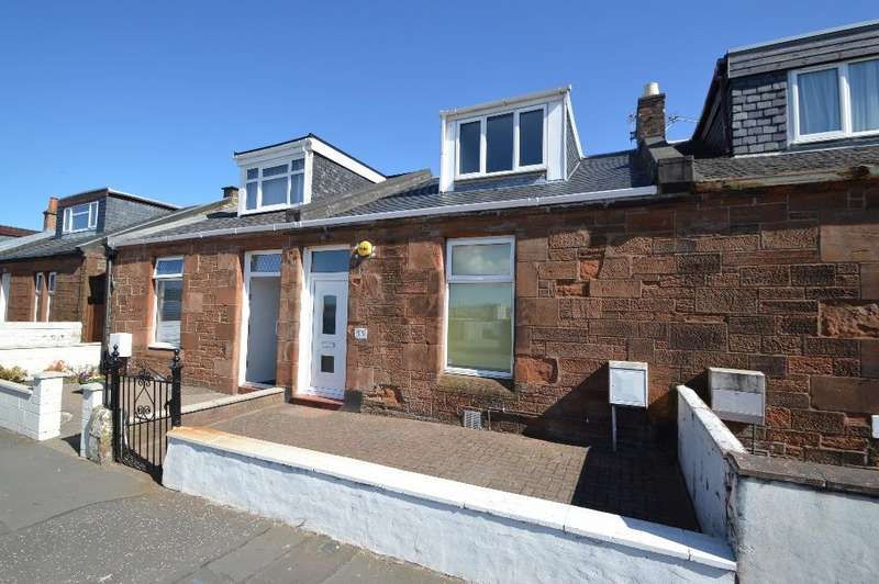 3 Bedrooms Terraced House for sale in McCalls Avenue, Ayr, South Ayrshire, KA8 9AD