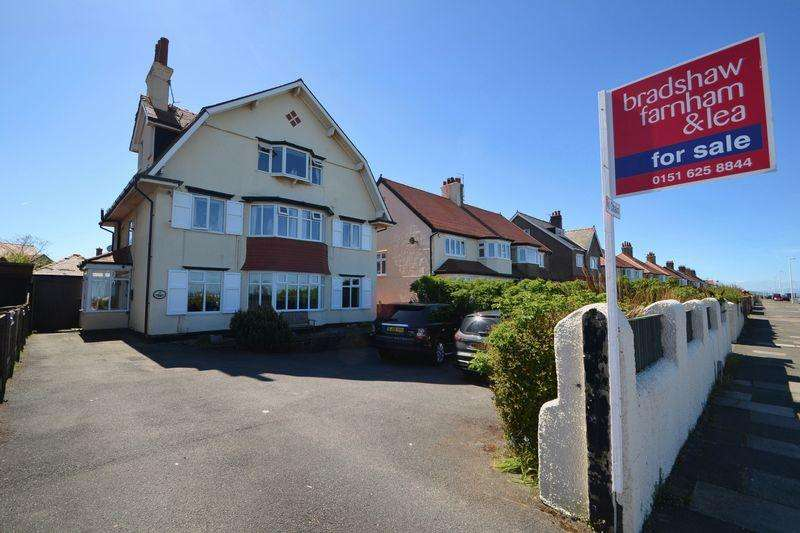 6 Bedrooms Detached House for sale in Meols Parade, Meols
