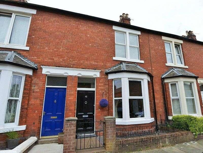 3 Bedrooms Property for sale in Eldred Street, Carlisle