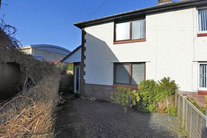 2 Bedrooms Property for sale in Vasey Crescent, Carlisle