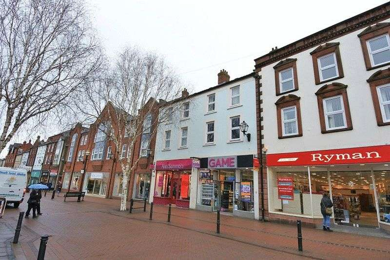 1 Bedroom Property for sale in Hodgsons Court, Carlisle