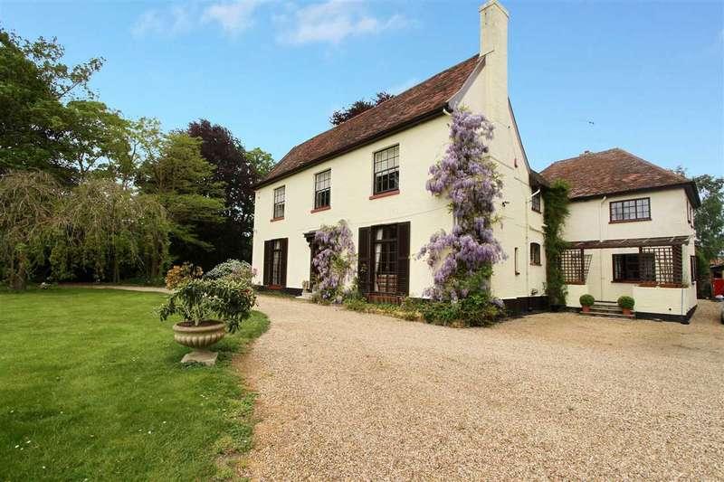 9 Bedrooms Detached House for sale in Little Blakenham, Ipswich, Suffolk