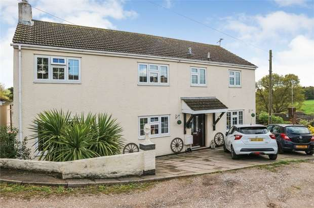 5 Bedrooms Detached House for sale in Lanes End, Heath and Reach, Leighton Buzzard, Bedfordshire