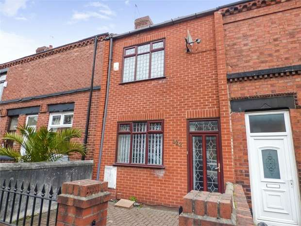 2 Bedrooms Terraced House for sale in Greenfield Road, Dentons Green, St Helens, Merseyside