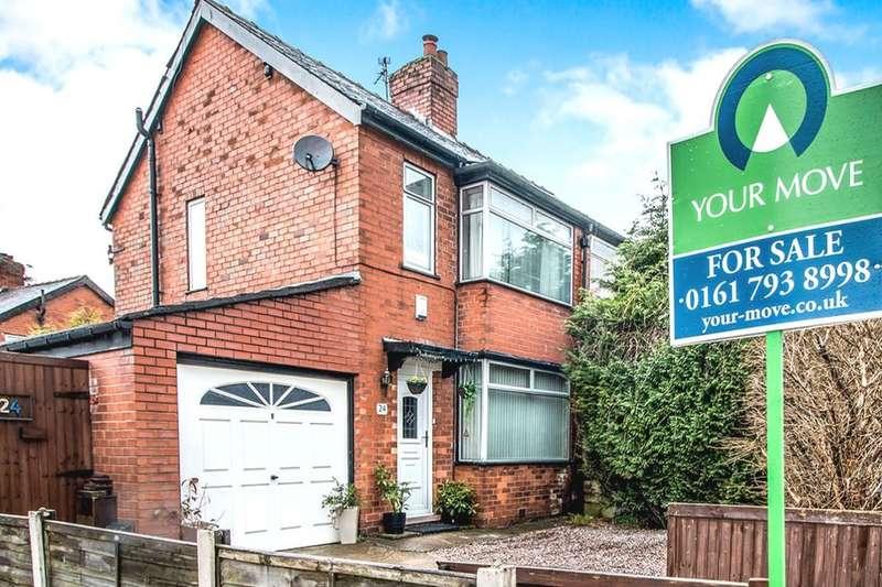 2 Bedrooms Semi Detached House for sale in Partington Lane, Swinton, Manchester, M27