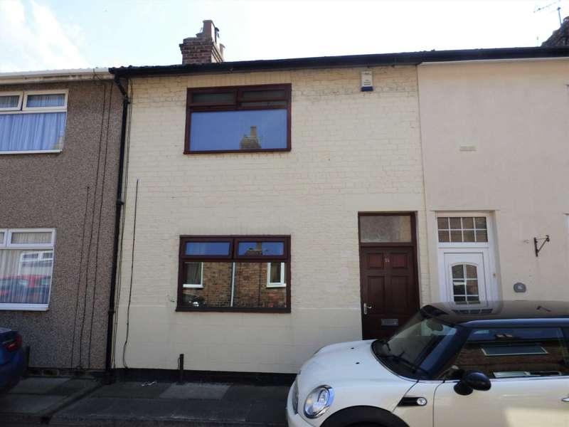 2 Bedrooms Terraced House for sale in Chapel Street, Marske By The Sea