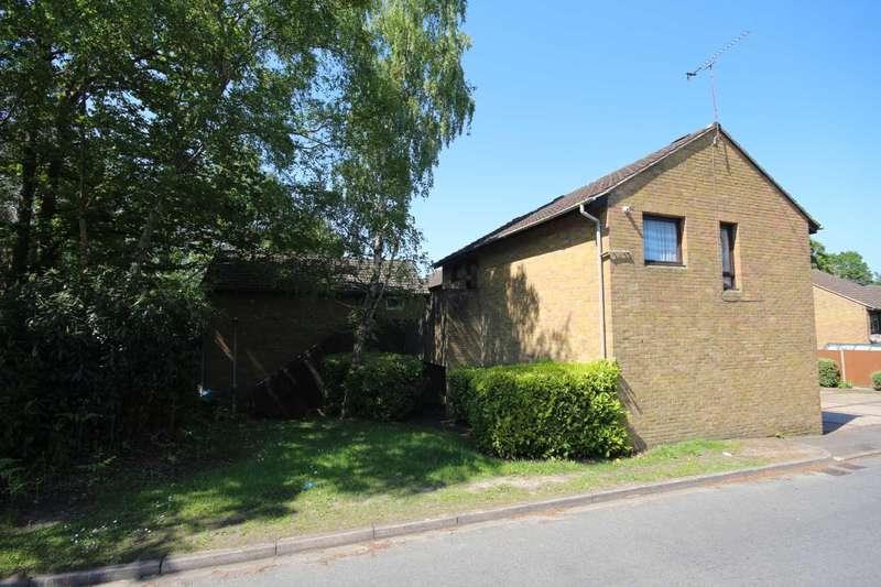 1 Bedroom Maisonette Flat for sale in Inchwood, Bracknell