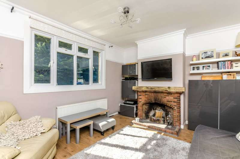 2 Bedrooms Maisonette Flat for sale in Colliers Wood, Colliers Wood, SW19