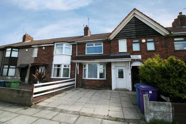 3 Bedrooms Terraced House for sale in Drake Crescent, Liverpool, Merseyside, L10 7LR