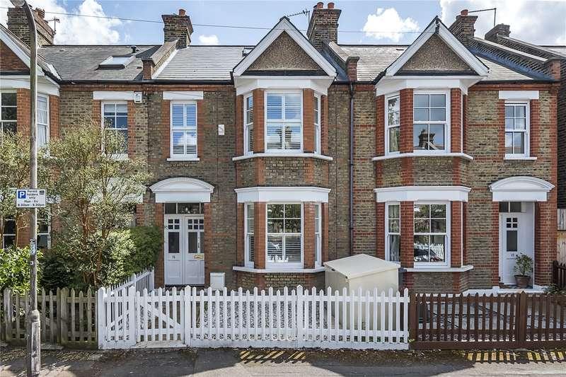 4 Bedrooms Terraced House for sale in Kenwyn Road, London, SW20