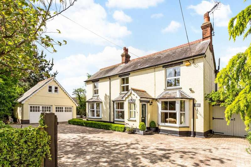 4 Bedrooms Detached House for sale in Church Road, Burnham On Crouch, Essex, CM0