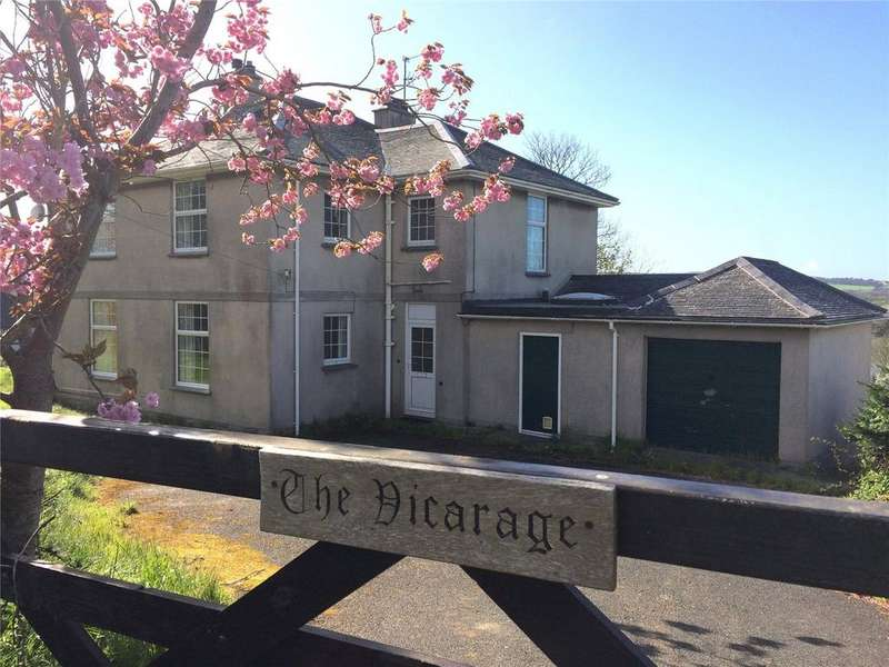 4 Bedrooms Unique Property for sale in School Lane, St. Erth, Hayle, Cornwall, TR27