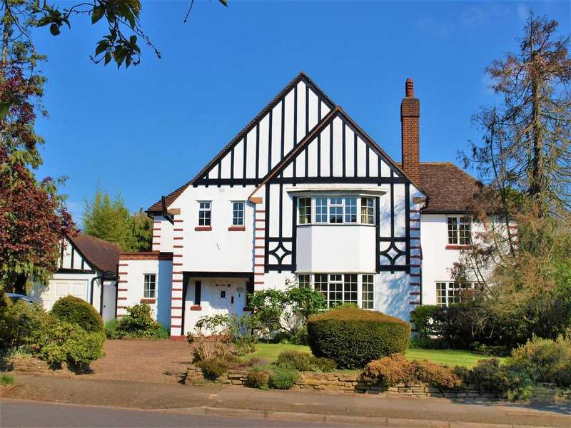 4 Bedrooms Detached House for sale in Whitecroft Way, Beckenham, BR3
