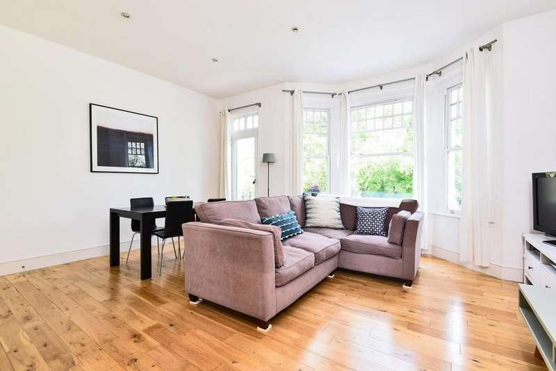 2 Bedrooms Flat for sale in Franciscan Road, Tooting