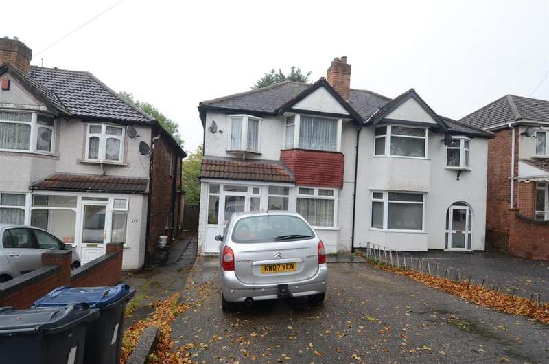 3 Bedrooms Semi Detached House for sale in Bromford Lane, Washwood Heath, Birmingham