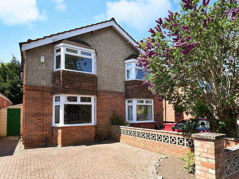 3 Bedrooms Semi Detached House for sale in Eastern Avenue, Reading, RG1