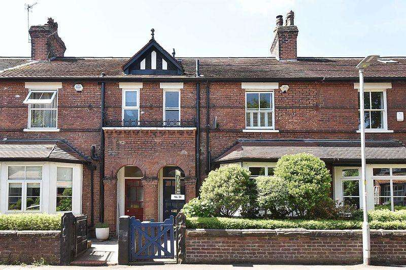 4 Bedrooms Terraced House for sale in Cranford Avenue, Knutsford