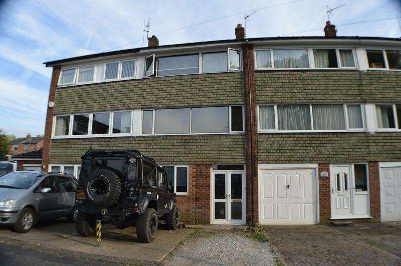 4 Bedrooms Terraced House for sale in Lowndes Close, Offerton, Stockport