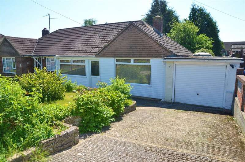 2 Bedrooms Semi Detached Bungalow for sale in Compton Avenue, Tilehurst, Reading, Berkshire, RG31