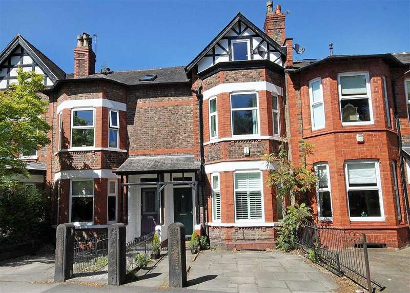 5 Bedrooms Terraced House for sale in Hale Road, Hale, Cheshire