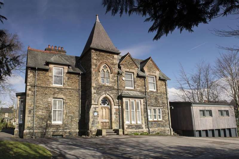 Detached House for sale in Ashleigh, Holly Road, Windermere, Cumbria, LA23 2AF