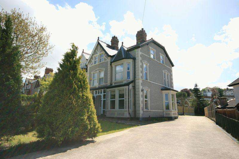7 Bedrooms Semi Detached House for sale in Cadnant Park, Conwy