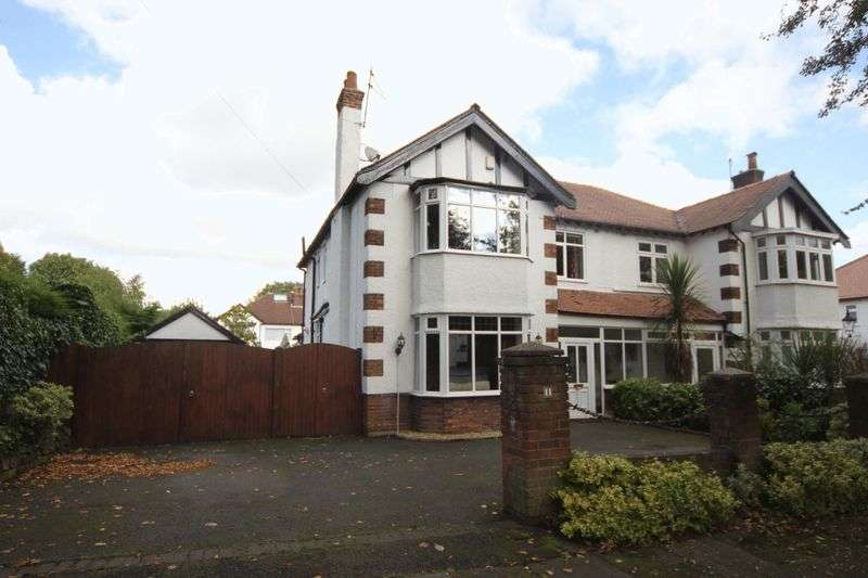 4 Bedrooms Property for sale in Gayton Avenue, Higher Bebington, Wirral
