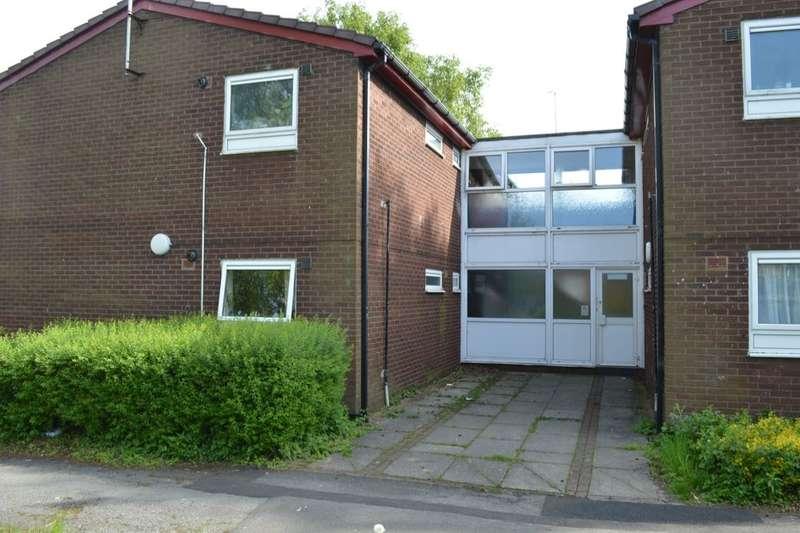 1 Bedroom Flat for sale in Dunmow Court, Offerton, Stockport, SK2