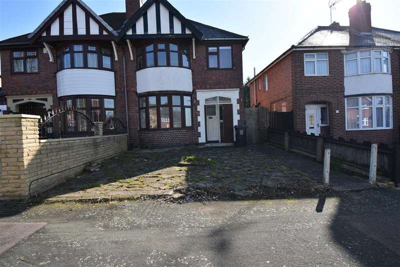 3 Bedrooms Semi Detached House for sale in Thurmaston Lane, LEICESTER