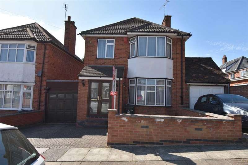 3 Bedrooms Detached House for sale in Byway Road, LEICESTER