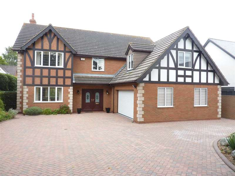 5 Bedrooms Detached House for sale in HUMBERSTON AVENUE, HUMBERSTON, GRIMSBY