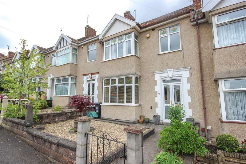 3 Bedrooms Property for sale in Wootton Crescent St Annes Bristol BS4