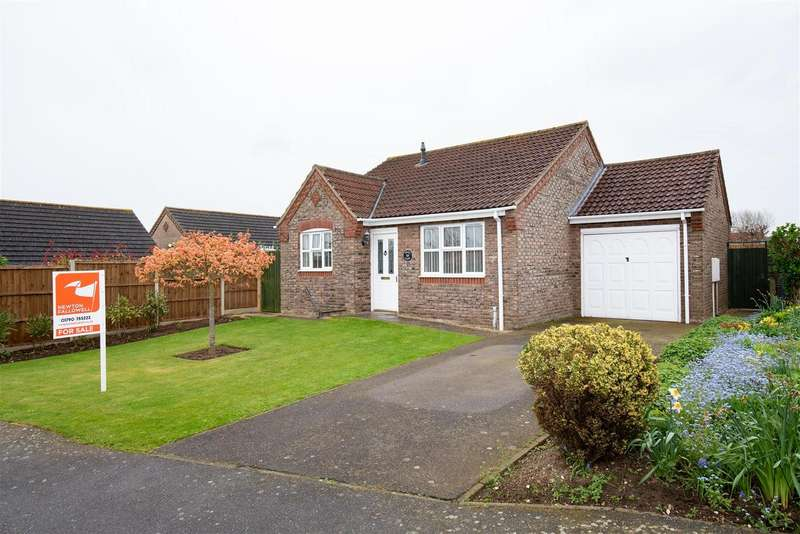 2 Bedrooms Property for sale in Ashby Meadows, Spilsby