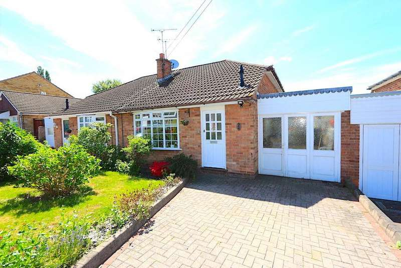 2 Bedrooms Property for sale in Pits Avenue, Braunstone Town