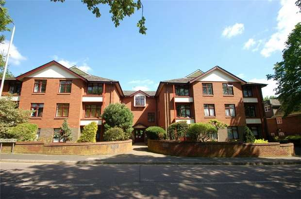 1 Bedroom Retirement Property for sale in Beaconsfield Road, St Albans, Hertfordshire