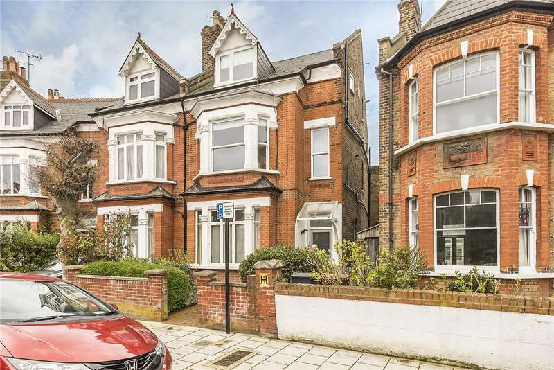 2 Bedrooms Mews House for sale in St Marys Grove, London, W4