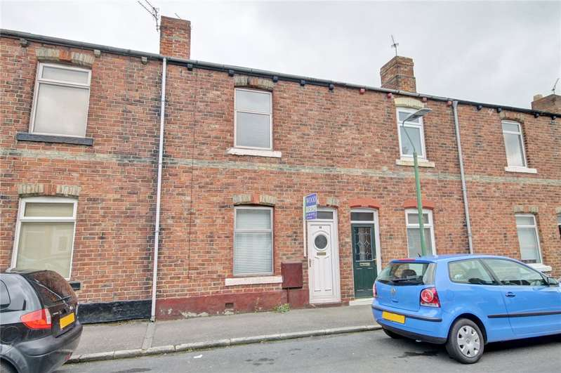 2 Bedrooms Terraced House for sale in Young Street, Gilesgate, Durham, DH1