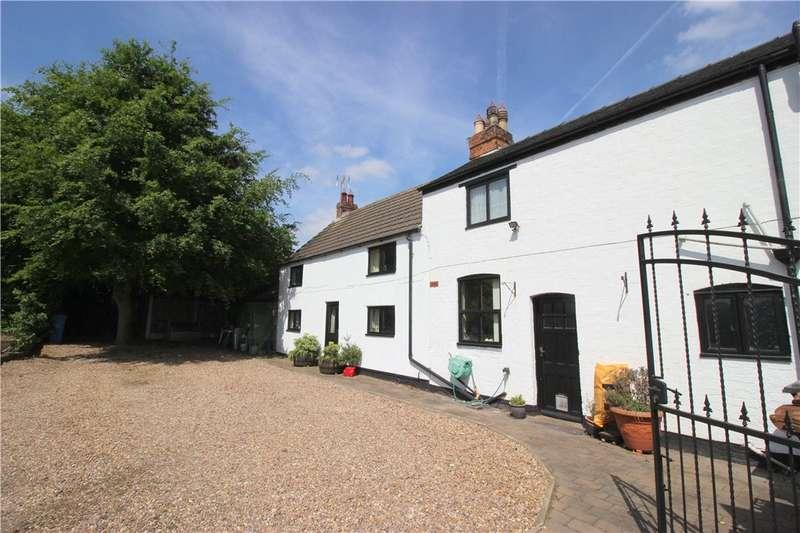 3 Bedrooms Link Detached House for sale in Church Street, Alvaston, Derby, Derbyshire, DE24