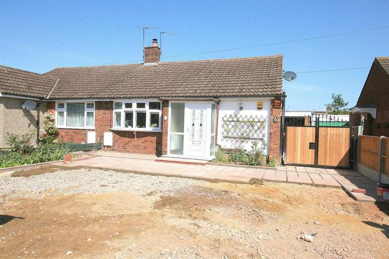 2 Bedrooms Semi Detached House for sale in Norman Road, Barton-Le-Clay, Beds