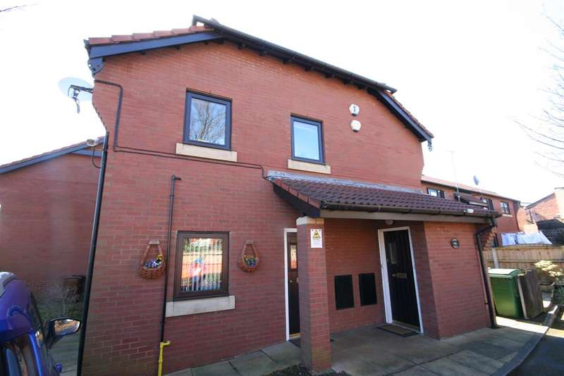 2 Bedrooms Retirement Property for sale in Melling Court, Melling Road, Wallasey, CH45 1NN